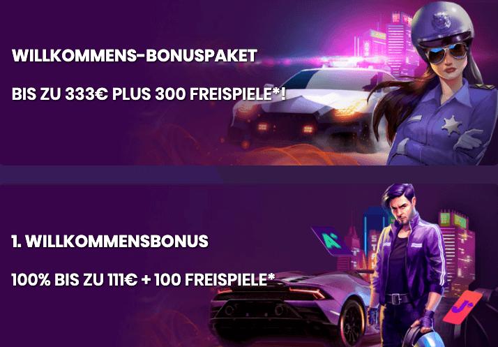 Turbico Willkommensangebot & Promotionen