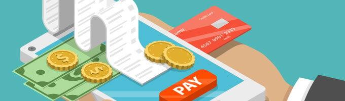Bild Visa Zahlungsart