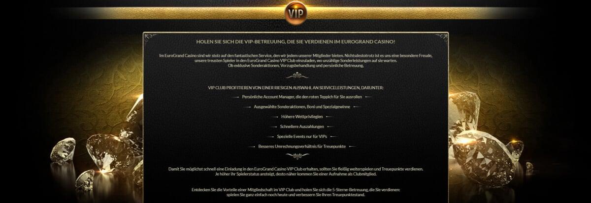 Eurogrand - VIP