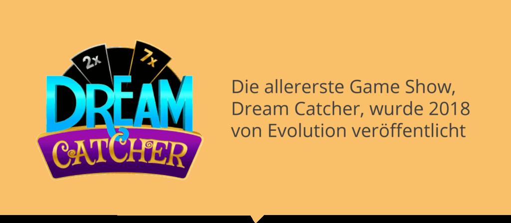 Dream Catcher war die erste Game Show überhaupt