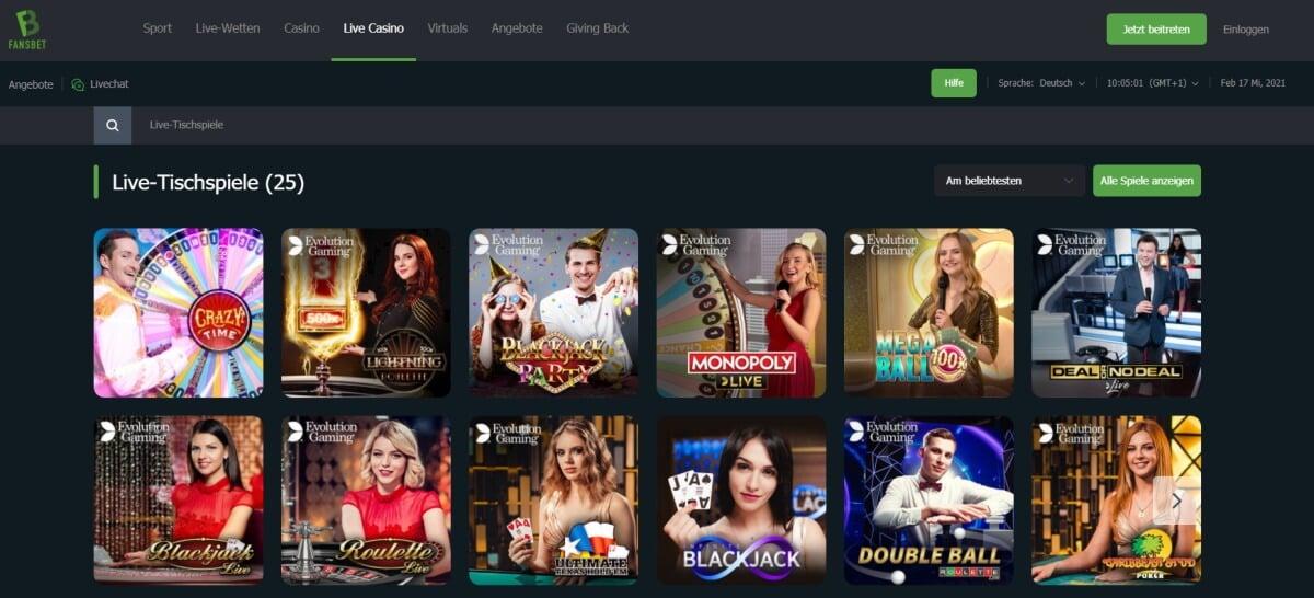 Fansbet-Live-Casino