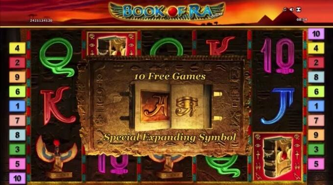 Bild Book of Ra