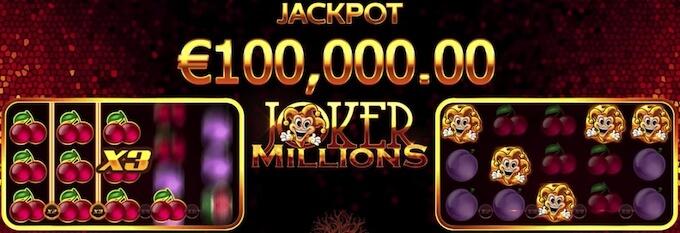 Bild Joker Millions Jackpot
