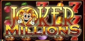 Bild Joker Millions Logo