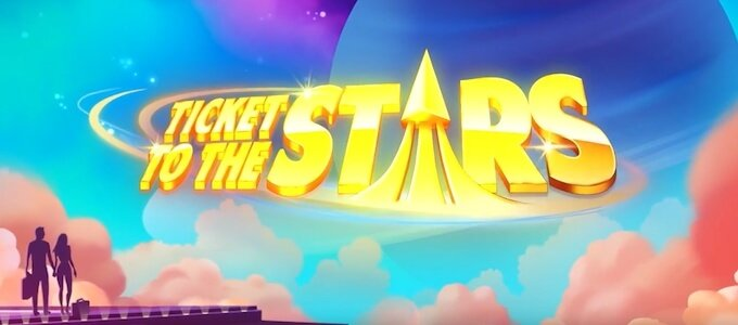 Bild Ticket to the Stars Slot