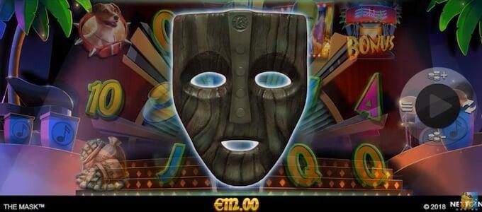 Bild The Mask Mask Bonus