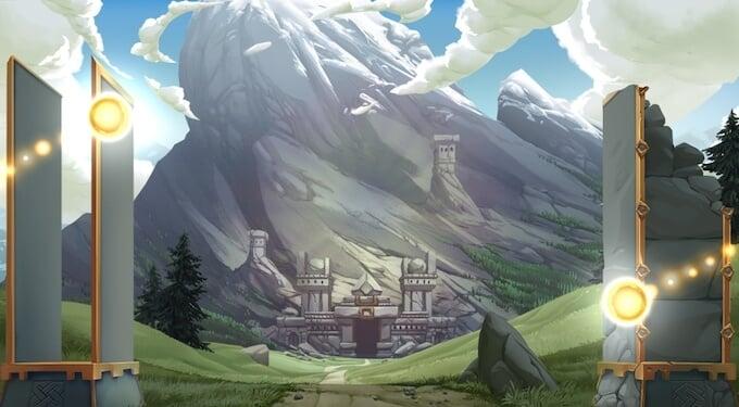 Bild Mountain King Burg