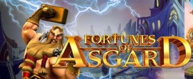Bild Fortunes of Asgard Slot
