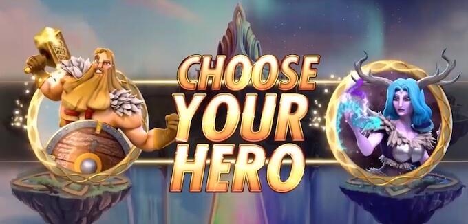 Bild Fortunes of Asgard Wähle die Seite