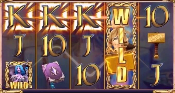 Bild Fortunes of Asgard Wilds