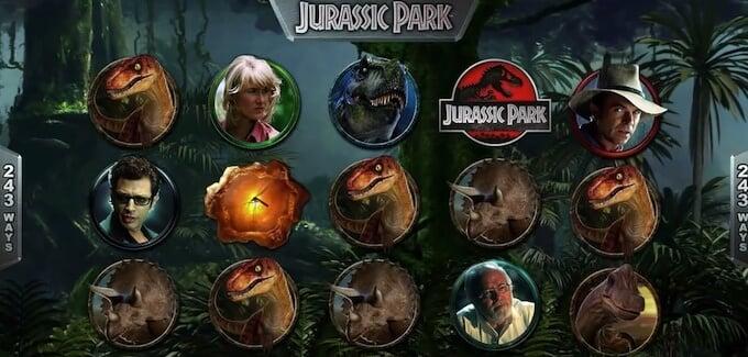 Bild Jurassic Park Slot
