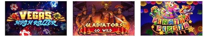 Bild ISoftbet Casino Slots