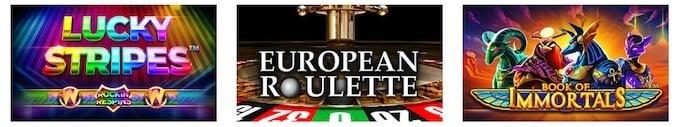 Bild iSoftBet Casino Spiele und Slots
