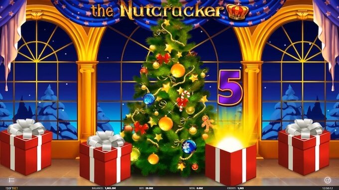 Bild The Nutcracker Slot Bonus Feature