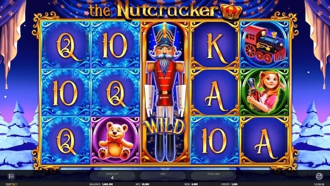 Bild The Nutcracker Bonusspiel