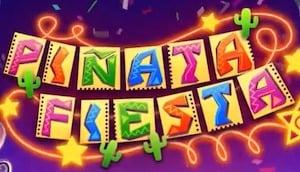 Bild Pinata Fiesta Slot Logo