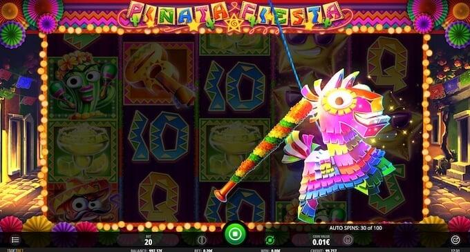 Bild Pinata Fiesta Slot Bonus