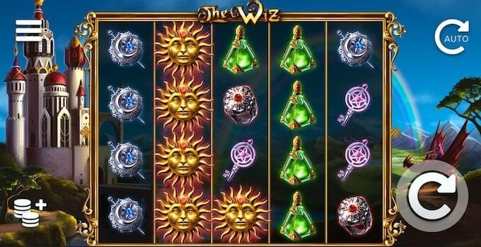 Bild The Wiz Spielautmat