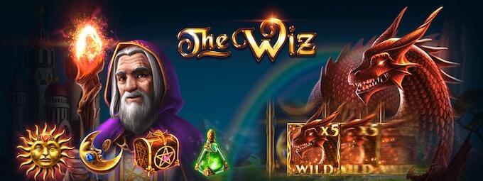 Bild The Wiz Slot