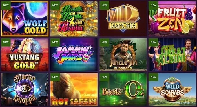 Malina Casino Slots