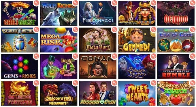 Alf Casino Spiele Auswahl Neu