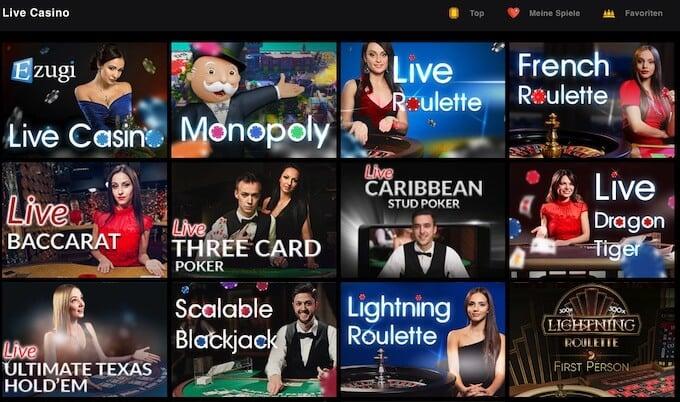Librabet Casino Live