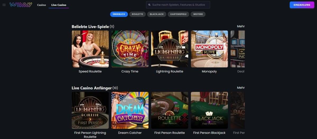 Winny-Live-Casino